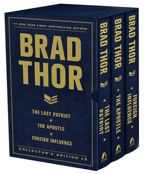 Brad Thor Collector's Edition #3