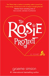 The Rosie Project Special Signed Edition
