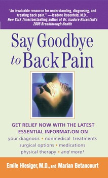 Say Goodbye to Back Pain