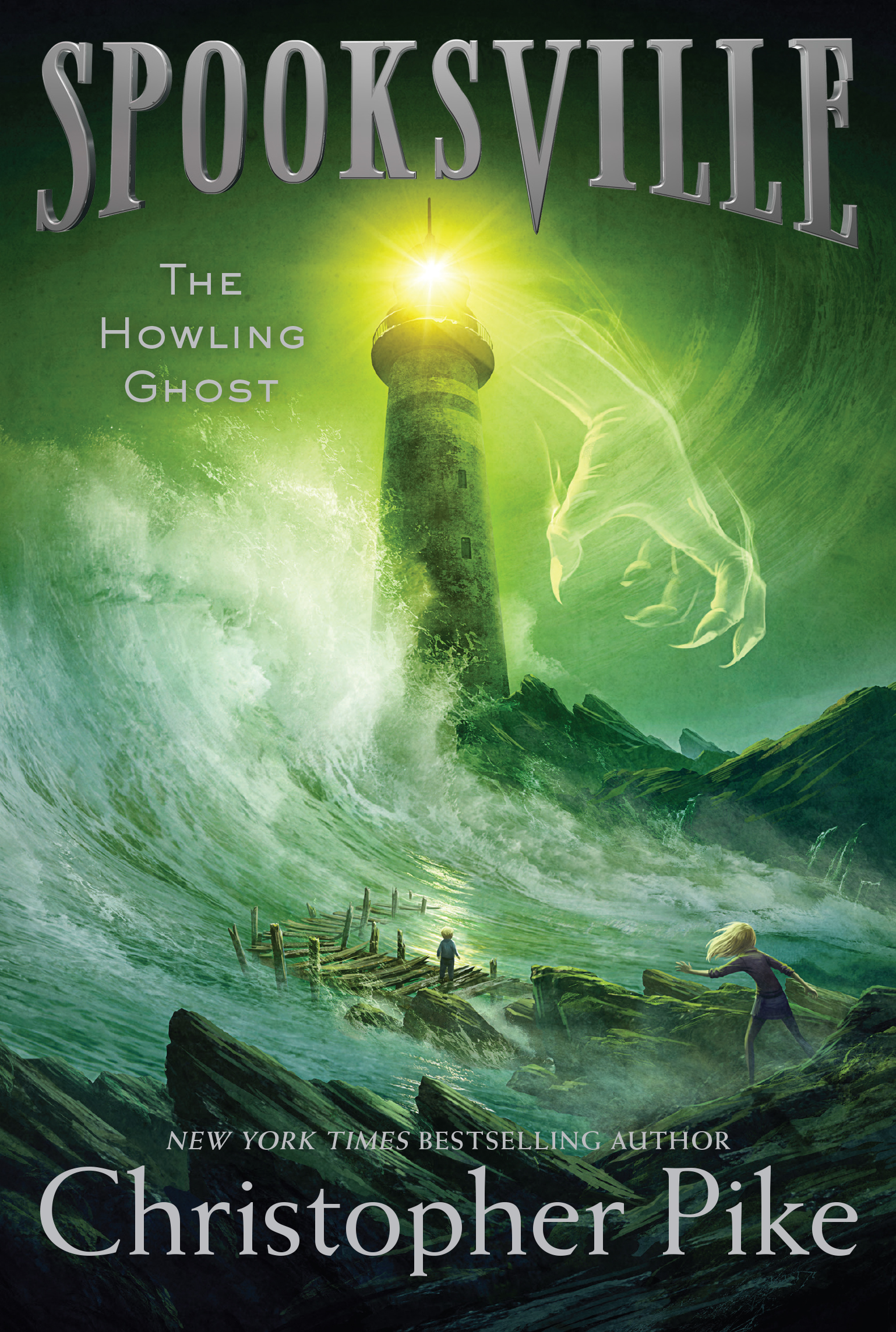 Spooksville books by christopher pike from simon schuster the howling ghost fandeluxe Epub