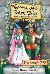 "Free Story ""The Girl Who Wanted to be a Princess"" from Newfangled Fairy Tales"