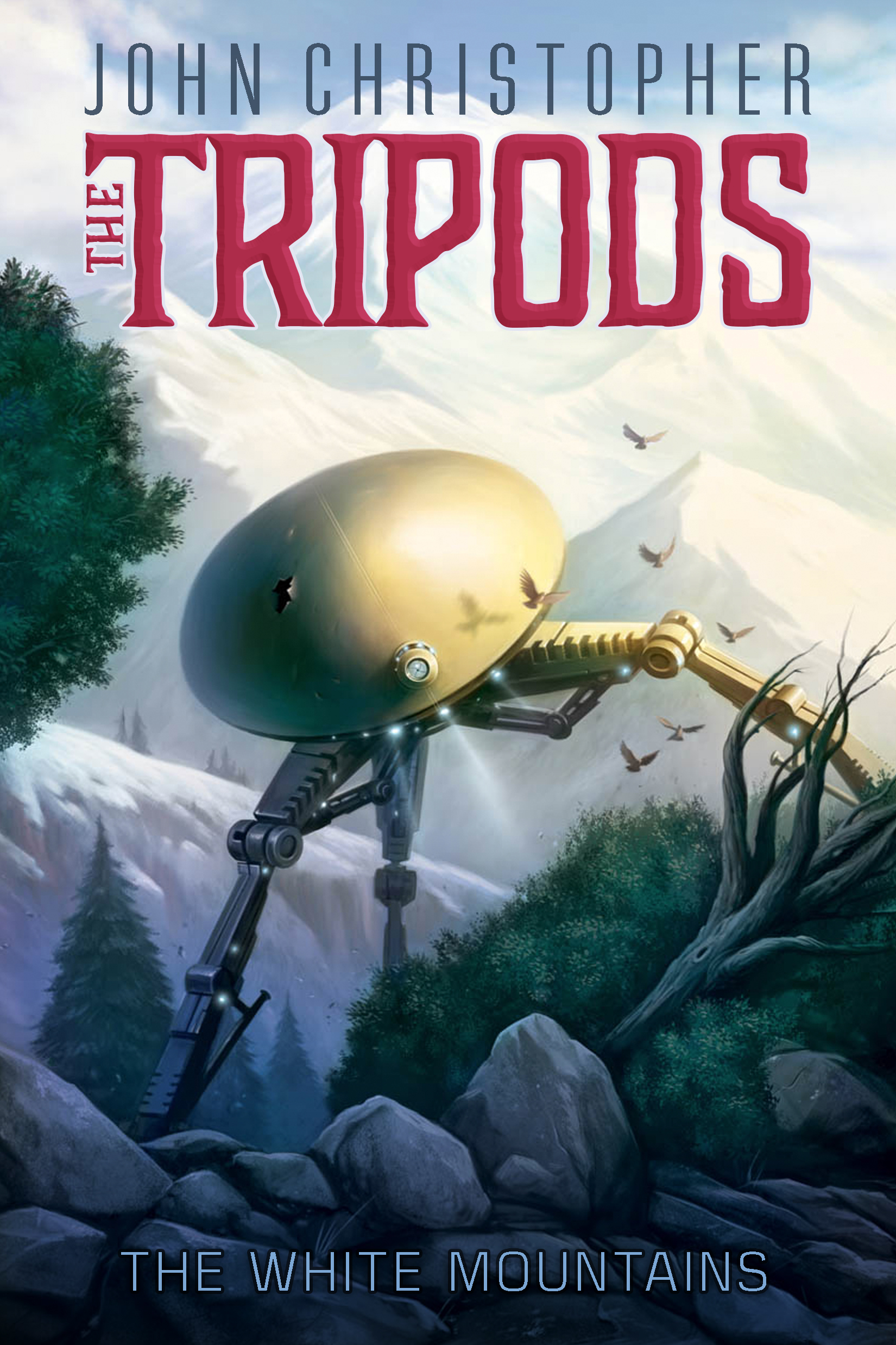 an analysis of the series of novels the tripods by john christopher The tripods refers to a young adult trilogy-and-a-prequel series of science fiction novels written by british author john christopher this series of novels.