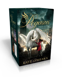 The Pegasus High-Flying Collection Books 1-4