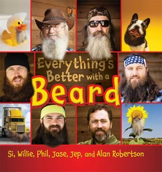 Everything's Better with a Beard