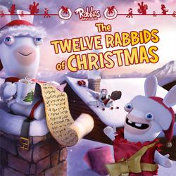 The Twelve Rabbids of Christmas