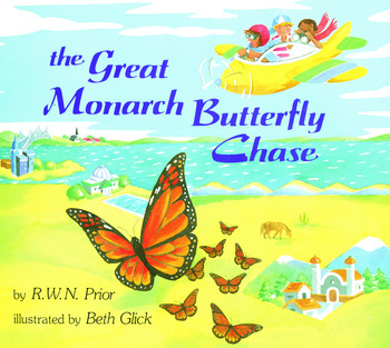 The Great Monarch Butterfly Chase
