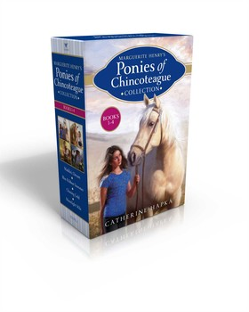 Marguerite Henry's Ponies of Chincoteague Collection Books 1-4
