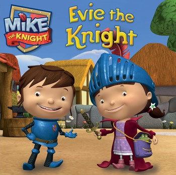 Evie the Knight
