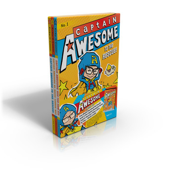 Captain Awesome 3-pack