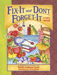 Fix-It and Don't Forget-It Journal