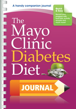 The Mayo Clinic Diet Diabetes Diet Journal