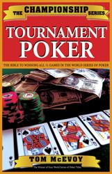 Championship Tournament Poker