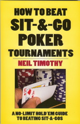 How to Beat Sit 'n' Go Poker Tournaments