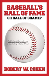 Baseball's Hall of Fame-or Hall of Shame?