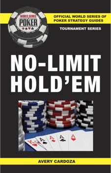 No limit holdem tournament strategy books