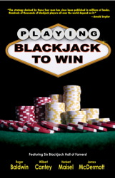 Playing Blackjack to Win