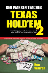 Ken Warren Teaches Texas Hold'em, Volume 2