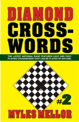 Easy Diamond Crosswords #2