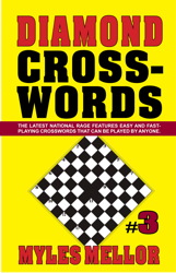Easy Diamond Crosswords #3