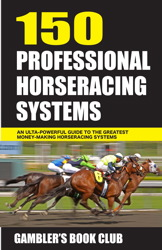 150 Professional Horserace Handicapping Systems
