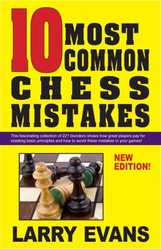 10 Most Common Chess Mistakes