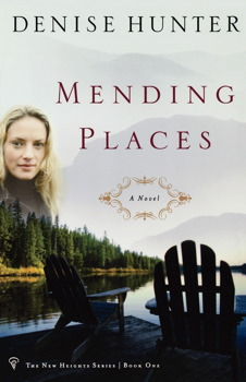 Mending places book by denise hunter official for Best mountain towns to raise a family