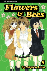 Flowers & Bees, Vol. 5
