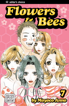 Flowers & Bees, Vol. 7