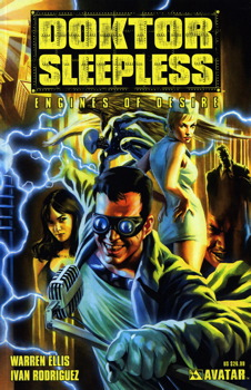 Doktor Sleepless Volume 1: Engines of Desire