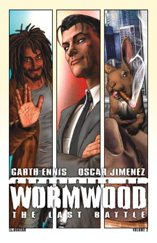 Chronicles of Wormwood, Vol. 2