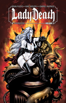 Lady Death Volume 2 Hardcover