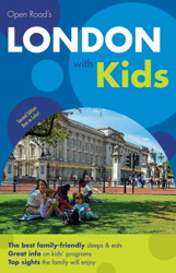 Open Road's London with Kids 2E