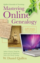 Quillen's Essentials of Genealogy:  Mastering Online Genealogy
