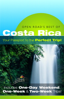 Open Road's Best of Costa Rica 4E