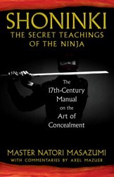Shoninki: The Secret Teachings of the Ninja