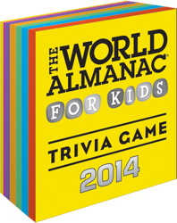 The World Almanac® for Kids 2014 Trivia Game