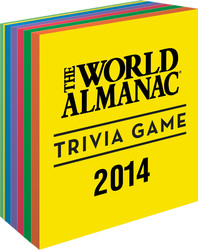 The World Almanac® 2014 Trivia Game