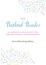 The Bathtub Reader
