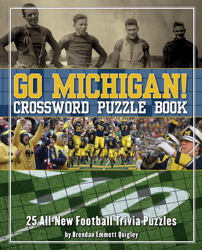 Go Michigan! Crossword Puzzle Book
