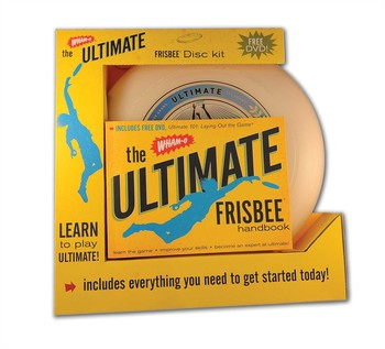 The Wham-O® Ultimate Frisbee Handbook