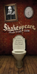 The Shakespeare, Flush with Verse