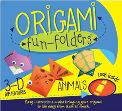 Origami-Fun Folders: Animals
