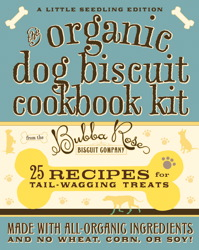 The Organic Dog Biscuit Cookbook Kit