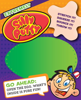 The Extremely Silly Putty