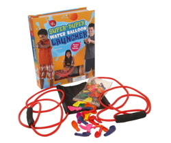 The Super Duper Water Balloon Launcher Kit