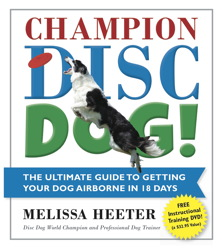 Champion Disc Dog!