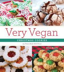 Very Vegan Christmas Cookies