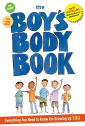 The Boys Body Book