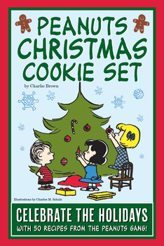 Peanuts Christmas Cookie Set