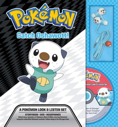 Catch Oshawott! A Pokémon Look & Listen Set